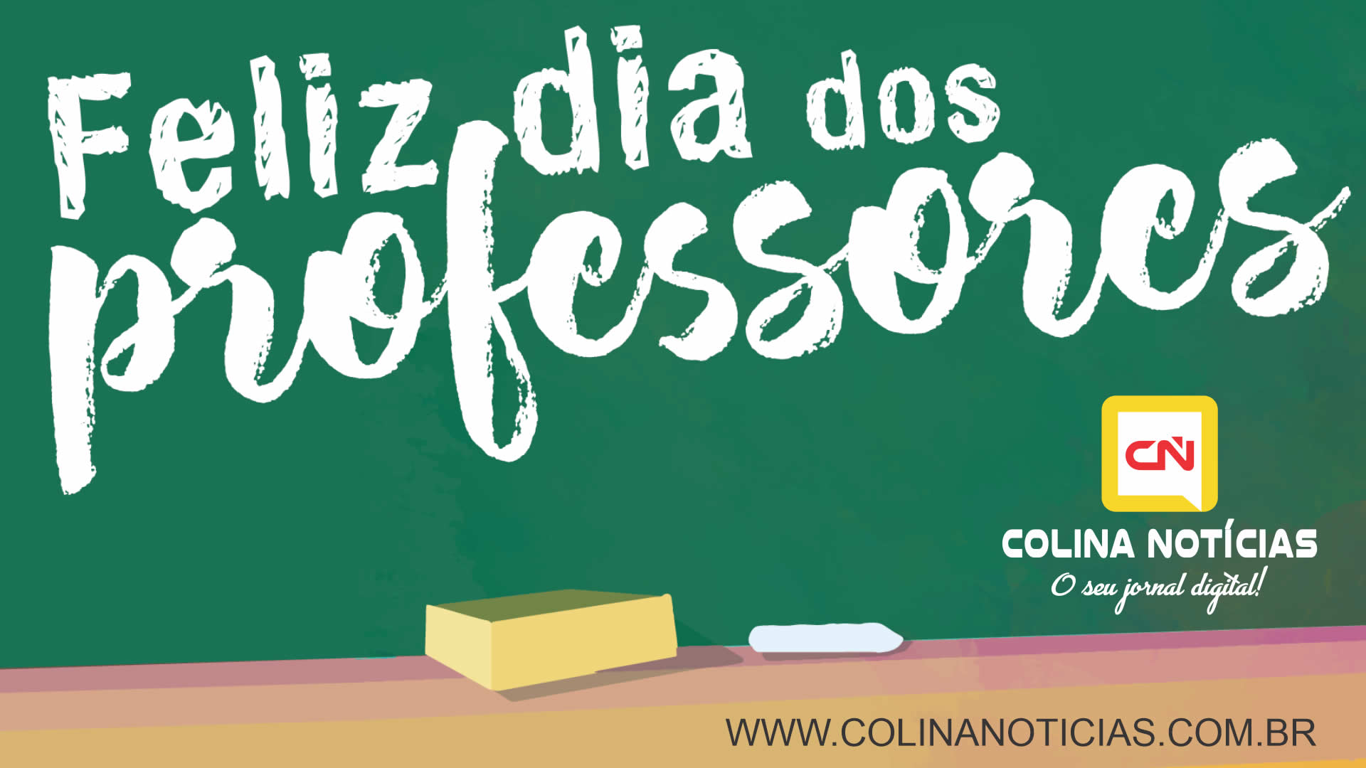 Feliz Dia Dos Professores Colina Noticias